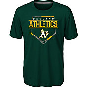 Gen2 Youth Oakland Athletics Green Eat My Dust T-Shirt