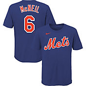 Nike Youth New York Mets Jeff McNeil #6 Blue T-Shirt