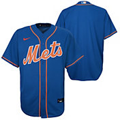 Nike Youth Replica New York Mets Cool Base Royal Jersey