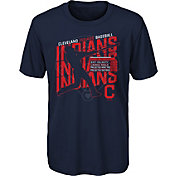 Gen2 Youth Cleveland Indians Navy Matrix T-Shirt