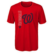 Gen2 Youth Washington Nationals Red Double Header T-Shirt