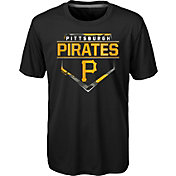 Gen2 Youth Pittsburgh Pirates Black Eat My Dust T-Shirt