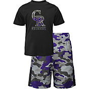 Gen2 Youth 4-7 Colorado Rockies Black Major Set