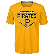 Gen2 Youth Pittsburgh Pirates Gold 4-7 Eat My Dust T-Shirt