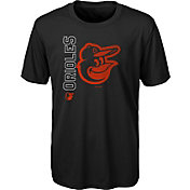 Gen2 Youth Baltimore Orioles Black 4-7 Double Header T-Shirt