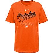 Nike Youth Baltimore Orioles Orange Dri-FIT Baseball T-Shirt