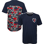 Gen2 Youth Boston Red Sox Navy Ground Rule T-Shirt
