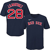 Nike Youth Boston Red Sox J.D Martinez #28 Navy T-Shirt