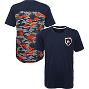 Gen2 Youth Houston Astros Navy Ground Rule T-Shirt