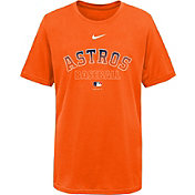 Nike Youth Houston Astros Orange Dri-FIT Baseball T-Shirt