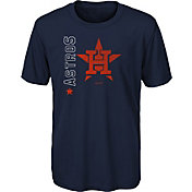 Gen2 Youth Houston Astros Navy Double Header T-Shirt