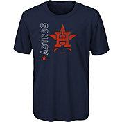 Gen2 Youth Houston Astros Navy Double Header T-Shirt