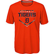 Gen2 Youth Detroit Tigers Orange 4-7 Eat My Dust T-Shirt