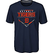 Gen2 Youth Detroit Tigers Navy Eat My Dust T-Shirt