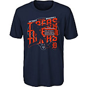 Gen2 Youth Detroit Tigers Navy Matrix T-Shirt