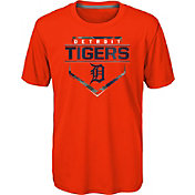 Gen2 Youth Detroit Tigers Orange Eat My Dust T-Shirt