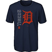 Gen2 Youth Detroit Tigers Navy Double Header T-Shirt