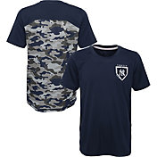 Gen2 Youth New York Yankees Navy Ground Rule T-Shirt
