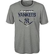 Gen2 Youth New York Yankees Gray Eat My Dust T-Shirt
