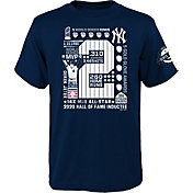 Ouerstuff Youth New York Yankees Derek Jeter Navy T-Shirt