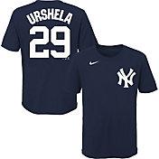 Nike Youth New York Yankees Gio Urshela #29 Navy T-Shirt