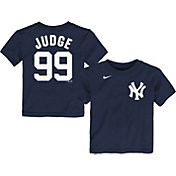 Nike Youth Toddler New York Yankees Aaron Judge #99 Navy T-Shirt