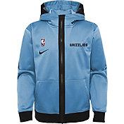Nike Youth Memphis Grizzlies Blue Spotlight Full-Zip Hoodie