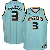 Jordan Youth 2020-21 City Edition Charlotte Hornets Terry Rozier III #3 Dri-FIT Swingman Jersey