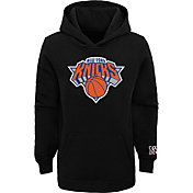 Nike Youth 2020-21 City Edition New York Knicks Logo Pullover Hoodie
