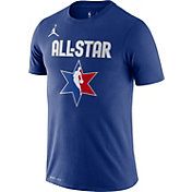 Jordan Youth 2020 NBA All-Star Game Nikola Jokic Dri-FIT Blue T-Shirt