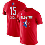 Jordan Youth 2020 NBA All-Star Game Nikola Jokic Dri-FIT Red T-Shirt