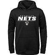 Gen2 Youth Brooklyn Nets Black Static Pullover Hoodie