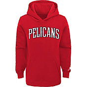 Jordan Youth New Orleans Pelicans Red Statement Pullover Hoodie