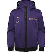 Nike Youth Phoenix Suns Purple Spotlight Full-Zip Hoodie