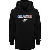 Nike Youth 2020-21 City Edition Oklahoma City Thunder Logo Pullover Hoodie