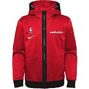 Nike Youth Washington Wizards Red Spotlight Full-Zip Hoodie