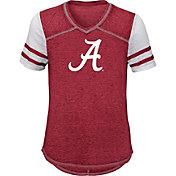 Gen2 Youth Girls' Alabama Crimson Tide Crimson Football School Spirit T-Shirt