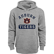 Gen2 Youth Auburn Tigers Grey Pullover Hoodie