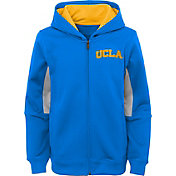 Outerstuff Youth UCLA Bruins Performance Long Sleeve Royal Full-Zip Jacket
