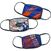 Outerstuff Boys' Florida Gators 3-Pack Face Coverings