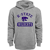 Gen2 Youth Kansas State Wildcats Grey Pullover Hoodie