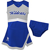 Gen2 Youth Girls' Kentucky Wildcats Blue Cheer Captain 2-Piece Jumper Dress