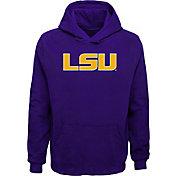Gen2 Youth LSU Tigers Purple Logo Pullover Hoodie