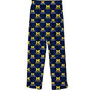Gen2 Youth Michigan Wolverines Blue Sleep Pants