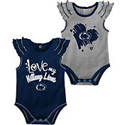 Gen2 Infant Penn State Nittany Lions Blue 2-Piece Onesie Set