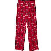 Gen2 Youth Wisconsin Badgers Red Sleep Pants