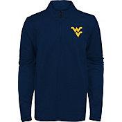 Gen2 Youth West Virginia Mountaineers Blue Quarter-Zip Shirt
