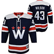 NHL Youth Washington Capitals Tom Wilson #43 Red Premier Jersey