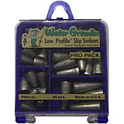 Water Gremlin Low Profile Slip Sinker Pro Pack