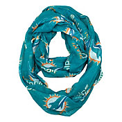 Little Earth Miami Dolphins Infinity Scarf